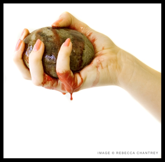 Blood-stone