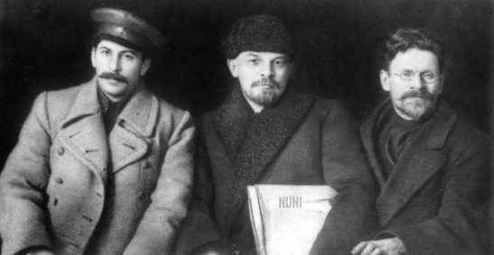 StalinTrotsky