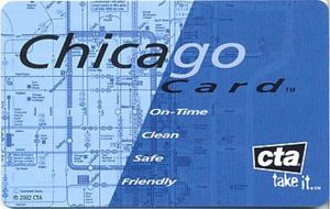 Chicago-card
