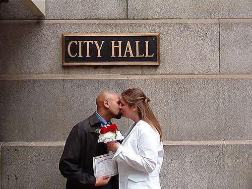 cityhallwedding
